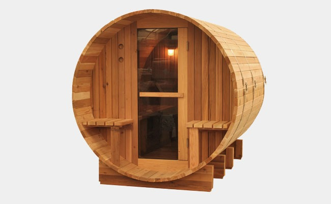 Barrel Sauna Featured Product Image