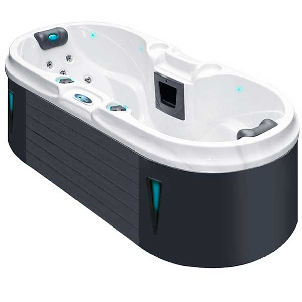 Hot Tub Bliss Small In Size But Big On Features Hot Tub For 2 Person