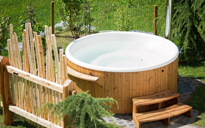 How to turn your garden into a relaxing hot tub sanctuary